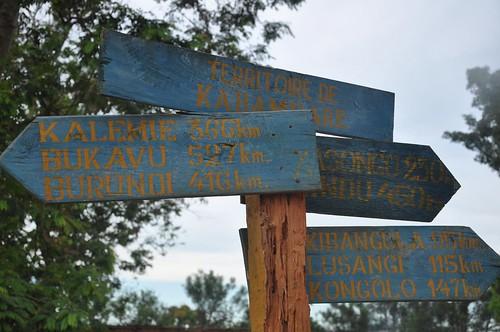 East to Bukavu