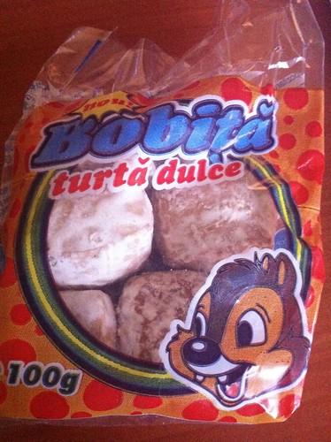 """Turtă dulce """"Bobiță"""""""