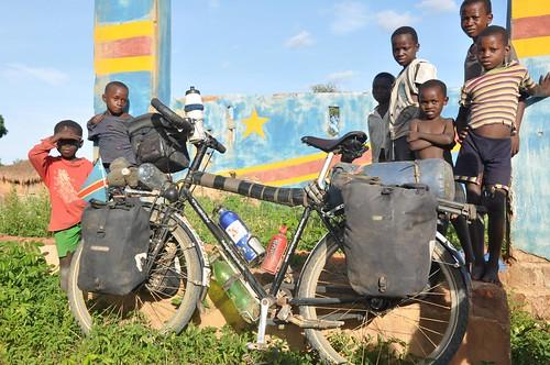 Congo colours