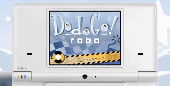 DodoGo! Robo (DSiWare)