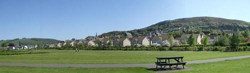 Newburgh panorama