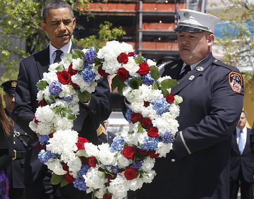 Obama Ground Zero