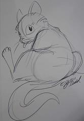 B.C.C. Free Sketch # 20