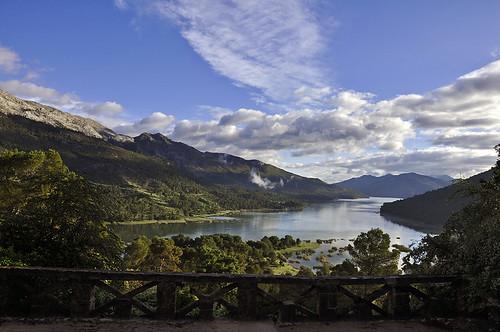Pantano del Tranco - Tranco´s reservoir by Marco Antonio Losas
