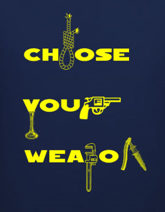Choose your weapon copy