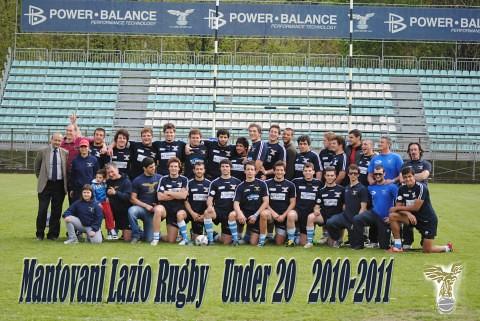 Mantovani Lazio U.20