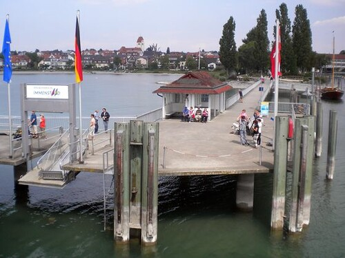Immenstaad webcam - Immenstaad Hafen webcam, Baden-Wuerttemberg, Bodenseekreis