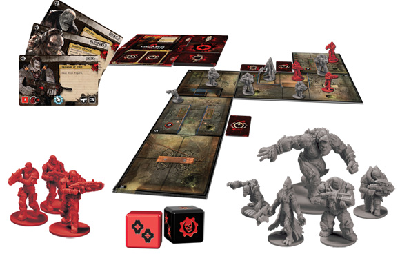 Gears of War: The Board Game