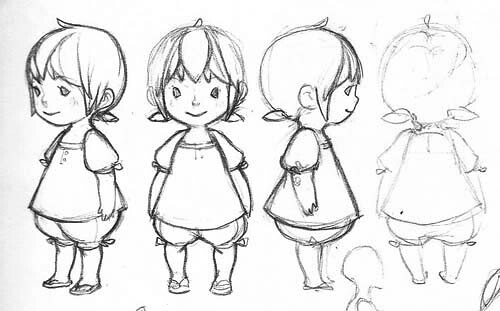 diane's blog (old/moved): Character sketch