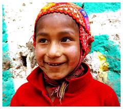 Nino de Huilloc (Gloria Pardo) Tags: portrait peru cuzco retrato cusco