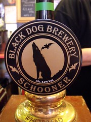 Black Dog, Schooner, England