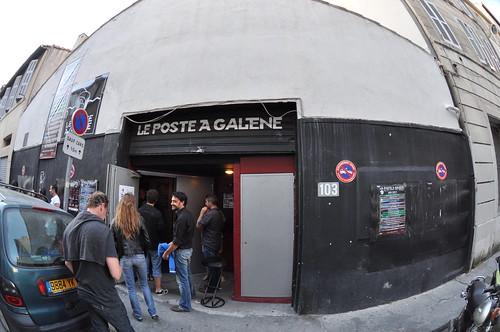 Poste à Galène by Pirlouiiiit 28052011