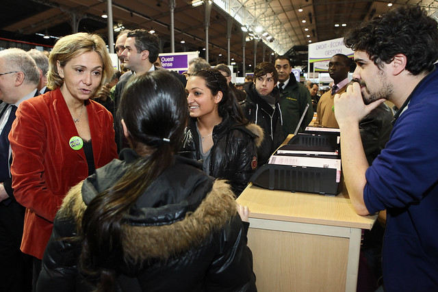 Inauguration du salon ADMISSION POST BAC 2011