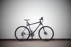 new toy (Mostly Tim) Tags: bike bicycle speed cross bicicleta bici bicyclette vélo racer petitereine bécane worldphotos mostlytim