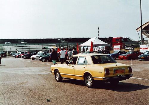 1978 Toyota Cressida RX30 @ JAF2011