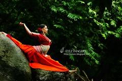 Flying (visithra) Tags: green water river dance dancing dancer tribal belly malaysia kualalumpur selangor nanci traynor