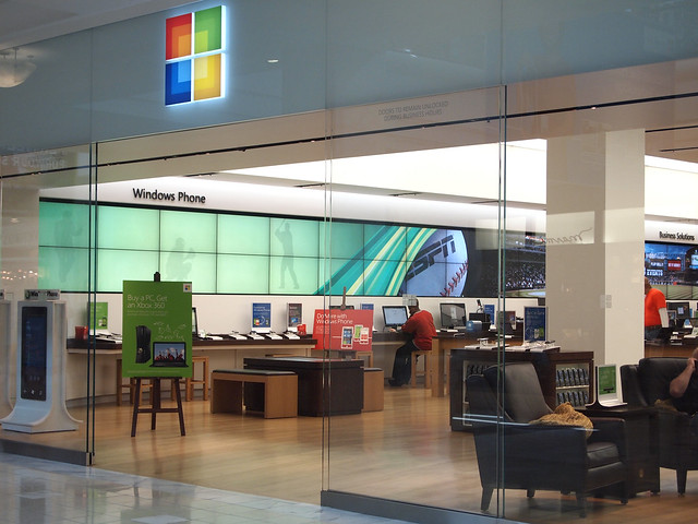 Windows Shop