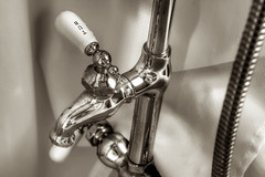 TUB (PhotoAtelier) Tags: handle bathroom shower plumbing