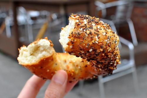 Montreal Bagels: St. Viateur and Fairmount