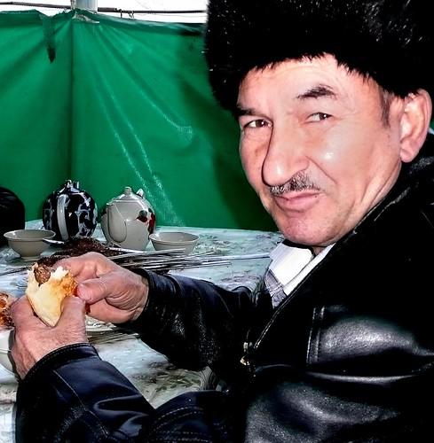 Fellow Diner - Urgut, Uzbekistan