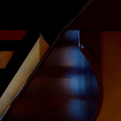 abstraction on stairs 13 (carlos pataca) Tags: abstract color architecture stairs shadows geometry carlospataca