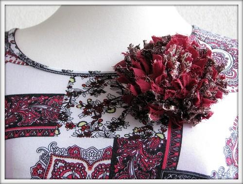 Riideribadest roos