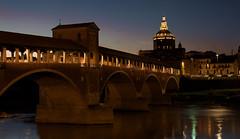 Ponte Coperto @ Pavia