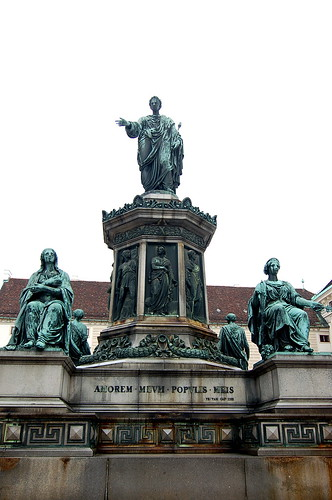 Hofburg Vienna 霍夫堡