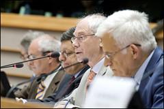 Herman Van Rompuy, President of the European C...