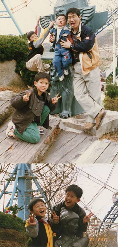 2PM's Wooyoung's parents almost divorced because of him + childhood photos revealed!  4