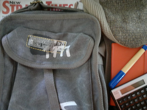 30062011-Sling bag from Camel Active by Adibi