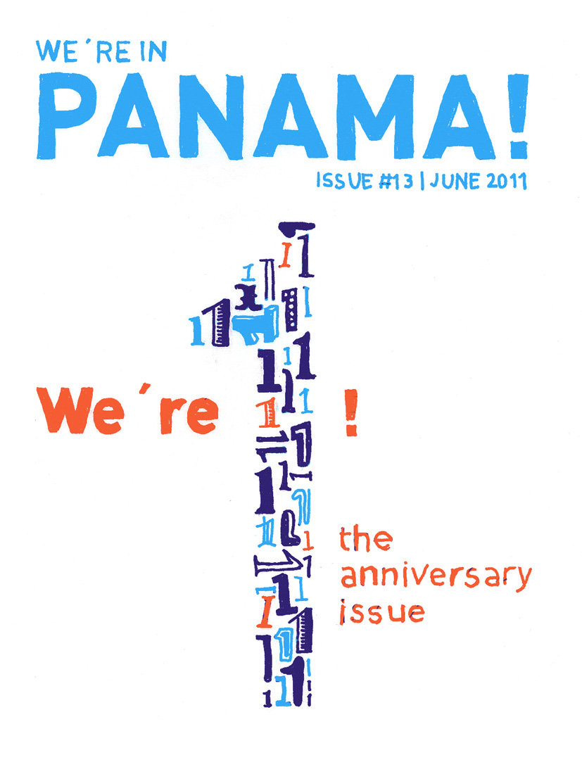 """We´re in Panama!"", issue 13"