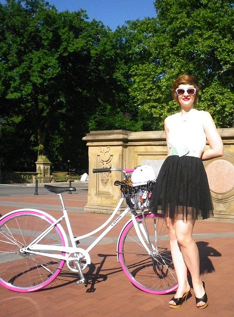 Skirts on Bikes Day