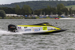 IMG_7463 (Roger Brown (General)) Tags: stewartby powerboat racing club stage for 2016 uim f2 f4 gt15 european championships high octane boating bonanza top racers from across europebedfordshire village battle 3 championship crowns over two day competition 24th september roger brown canon 7d speed boat inland lake