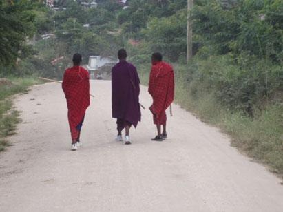 Fieldwork in Tanzania