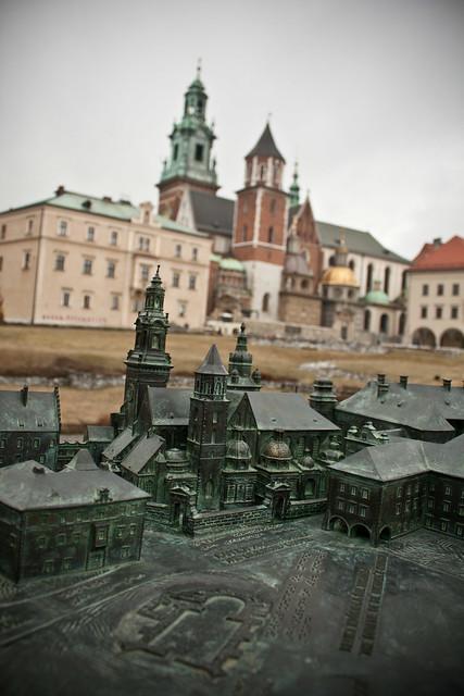 Kraków zamek królewski