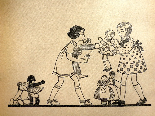 1935. Doll's Book by elinor04