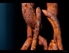 Rusty Metal.... (Strange Artifact) Tags: macro mamiya 50mm for nikon m42 mf 12 vivitar teleconverter sx 2x d90 sekor focussing