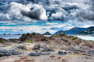 The Gathering Storm - (HDR Wellington, New Zealand)