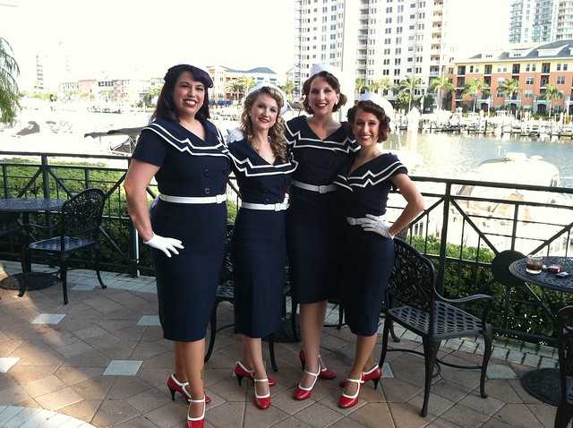 The Tonettes in Florida!