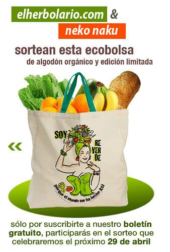 Bolsa El Herbolario