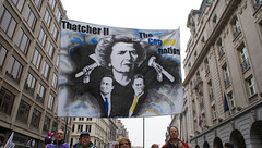 March 26 Protest in London