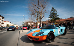Ford GT (Charles Hopfner | www.carbonphoto.fr) Tags: auto ford car nikon automobile gulf sigma meeting automotive voiture american gt 1020 10mm americaine d90 amricaine worldcars