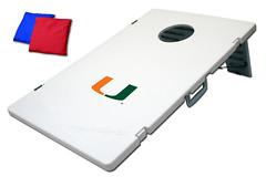 Miami Hurricanes TailGate Toss 2.0