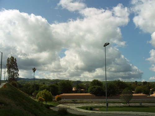 Clouds Over Southern California-4