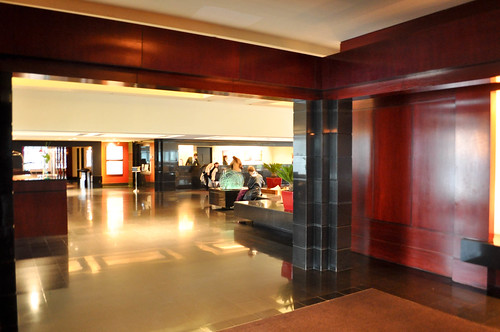 Entrada al hotel - Lobby