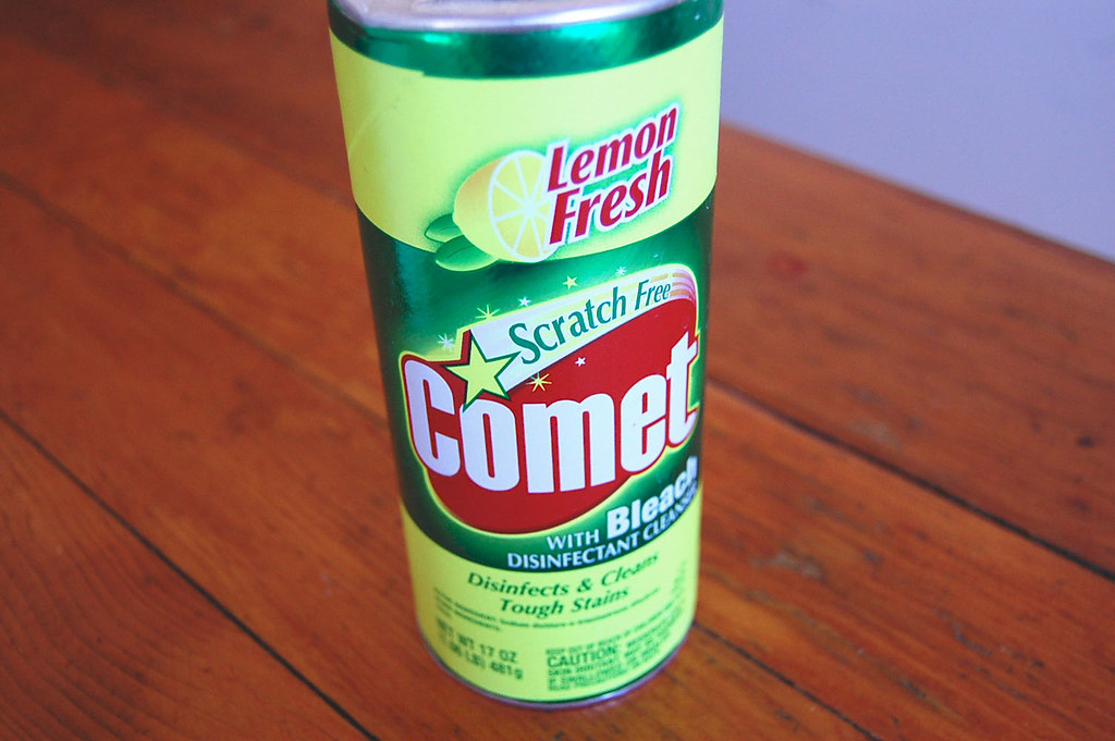 Comet: Lemon Fresh!