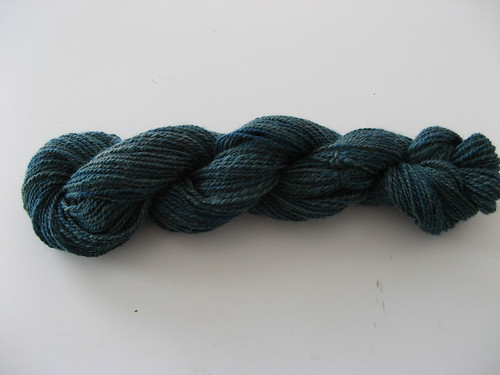 Into the Deep handspun yarn