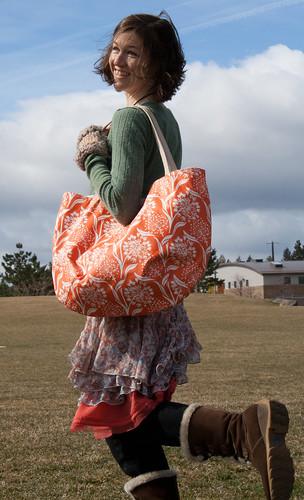 bag shoot46 orange (1 of 1)