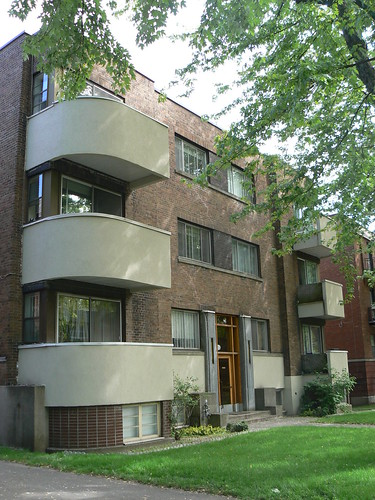 Apartments, Montreal
